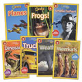 National Geographic Readers - Level 1 - Set of 7