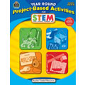 Year Round Project-Based Activities for STEM - Grades PreK - K
