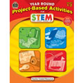 Year Round Project-Based Activities for STEM - Grades 1 - 2
