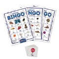 Alternate Thumbnail Image #1 of Alphabet Bingo Matching Letter Recognition Kid's Learning Game