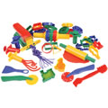 Super Clay and Dough Creative Patterns Tool Set