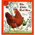 Little Red Hen - Paperback
