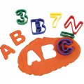 Alternate Thumbnail Image #1 of ABC & Numbers Dough Cutter Set