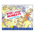 Alternate Thumbnail Image #3 of Five Little Monkeys Books And Finger Puppets