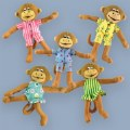 Alternate Thumbnail Image #5 of Five Little Monkeys Finger Puppets