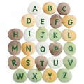 Main Image of Uppercase Alphabet Pebbles