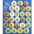 Alternate Image #1 of Uppercase Alphabet Pebbles