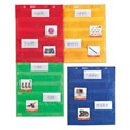 Main Image of Magnetic Pocket Chart Squares