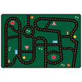 Go-Go Driving KID$ Value Rug - 3' x 4'6""