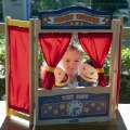 Alternate Thumbnail Image #3 of Tabletop Puppet Theater