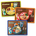 Main Image of Healthy Meals Puzzles - Set of 3