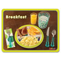 Alternate Thumbnail Image #1 of Breakfast, Lunch and Dinner Healthy Meals Puzzles - Set of 3