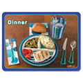 Alternate Thumbnail Image #3 of Breakfast, Lunch and Dinner Healthy Meals Puzzles - Set of 3