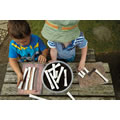 Dinosaur Bones Match & Measuring