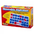 Alternate Thumbnail Image #1 of Moveable Alphabet Complete Set