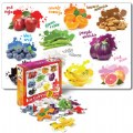 Colors (Los Colores) Bilingual Floor Puzzle (24 Pieces)