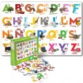 Alphabet (El Alfabeto) Spanish Floor Puzzle (24 Pieces)