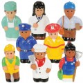 Main Image of Community Workers - Set of 8