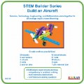 Alternate Image #1 of STEM Builder Series Build an Aircraft