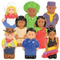 Main Image of Around the World Dolls - Set of 8
