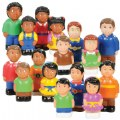 Thumbnail of Pretend Play Families - Set of 16