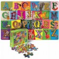 Main Image of Alphabet Floor Puzzle - 24 Pieces