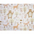 Alt Thumbnail #1 of Pillowcase Mat Sheet Forest Friends