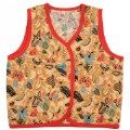 Alternate Thumbnail Image #2 of Toddler Multicultural Vests - Set of 5