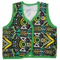 Alternate Thumbnail Image #3 of Toddler Multicultural Vests - Set of 5