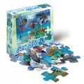 Alternate Thumbnail Image #2 of Sea Life Floor Puzzle - 24 Pieces