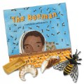 The Beeman and the Honeybee Set - Paperback Book & Life Cycle Set