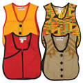 Multicultural Dressing Vests (Set of 4)