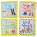 Real Photo Vinyl Book Set - Set of 4