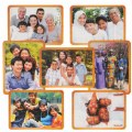 Main Image of Families From Around the World Puzzle Set of 7