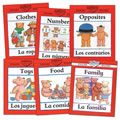 Bilingual First Concepts Books (Set of 6) - Paperback
