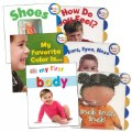 All About Me Books - Set of 4