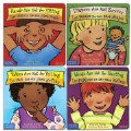 Best Behavior® Bilingual Board Books - Set of 4
