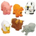 Alternate Thumbnail Image #3 of My Animal and Ocean Soft Squeezable Buddies - Set of 17