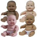"10"" Lots to Love Babies (Set of 4)"