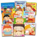 Learning About Myself Board Books - Set of 10
