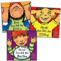 Alt Thumbnail #2 of Best Behavior® Board Books - Set of 6