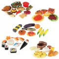 Main Image of Life-Size Pretend Play International Food Collection