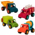 Toddler Sized We Do The Work Trucks - Set of 4