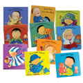 Sing-A-Song Board Books (Set of 10)