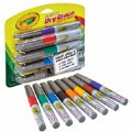 Alternate Image #2 of Crayola® Visi-Max Dry-Erase Markers