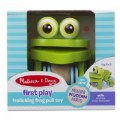 Alternate Thumbnail Image #3 of Frolicking Frog Pull Toy