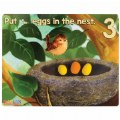 Main Image of Kaplan Dough Counting Mats - Set of 9