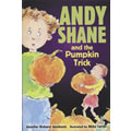 Andy Shane & the Pumpkin Trick - Paperback