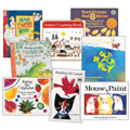 Numbers, Letters and Colors Big Book Set (Set of 8)