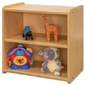 Alternate Thumbnail Image #4 of Toddler Solid Back Storage Center - Natural
